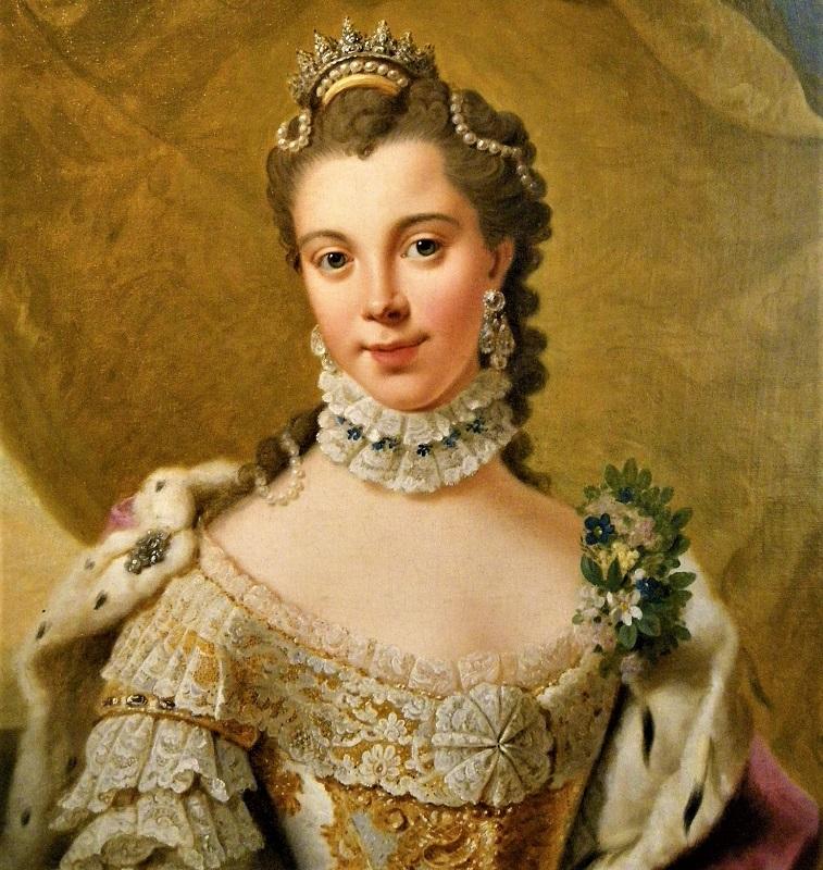 Britische Königin Charlotte