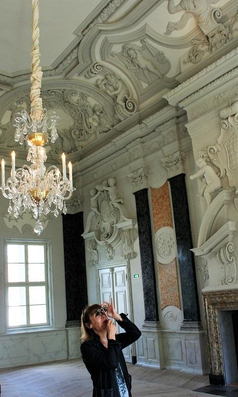 Rokoko im Schlosssaal