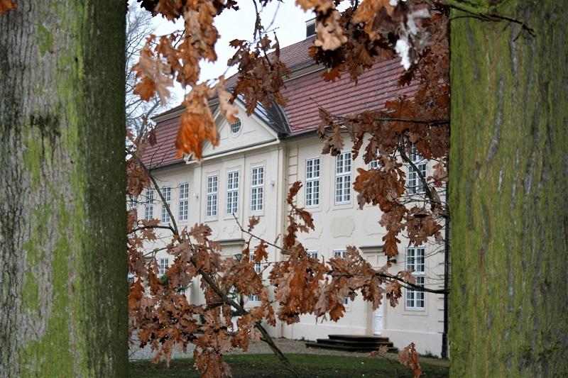 Kavaliershaus gegenüber Schloss Mirow