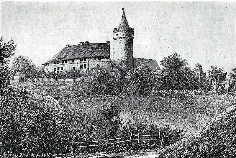 Historische Abbildung um 1840. Abbildung: Archiv Nordkurier