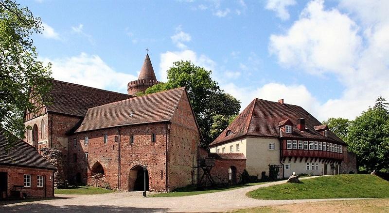 Neben den Alten Tor befindet sich die ehemalige Münzprägerei. Foto: Archiv Nordkurier