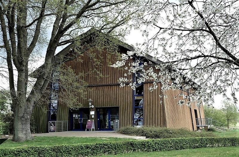 Der Karower Meiler ist Zentrum und Anlaufpunkt im Naturpark Nossentibner/Schwinzer Heide. Foto: Archiv Nordkurier