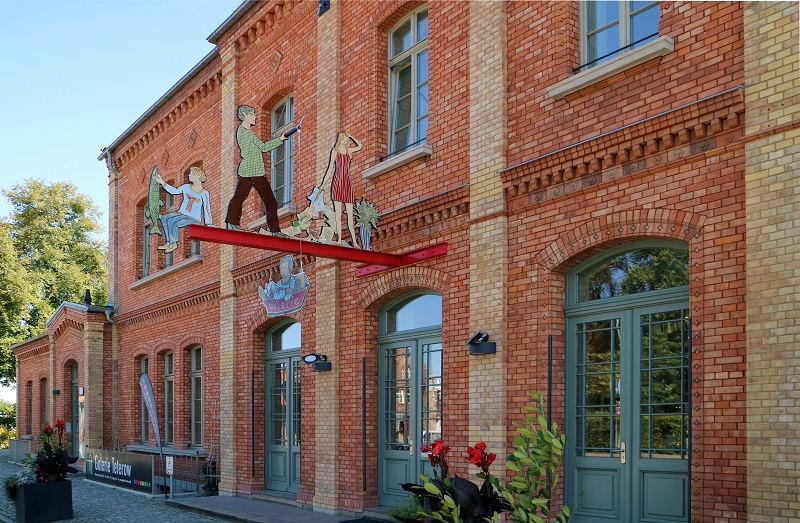 Galerie Teterow in Mecklenburg-Vorpommer