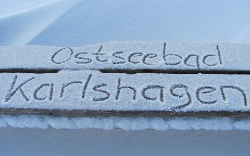 Im Ostseebad Karlshagen kann man auch im Winter einen unvergesslichen Urlaub erleben.