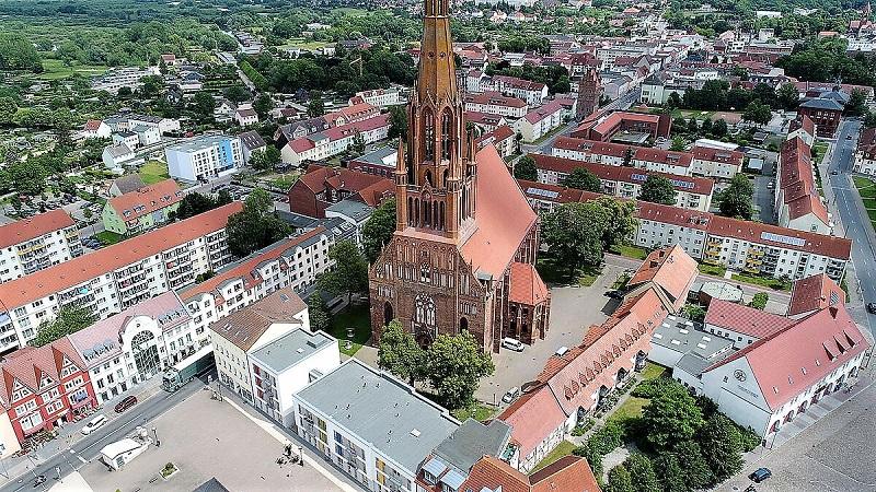 St. Bartholomaei-Kirche von Demmin